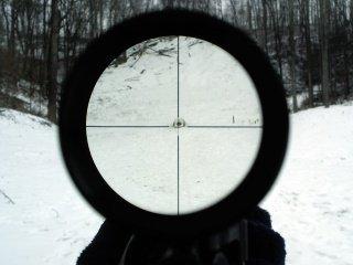 rifle-crosshairs