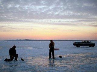 IceFishing Preparation