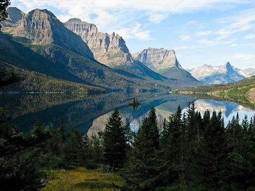 Trails of Glacier National Park