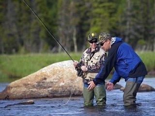 Choosing a Fishing Guide