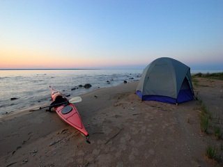 Tips for Beach Camping