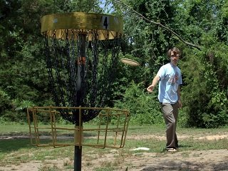 Disc Golf Basics
