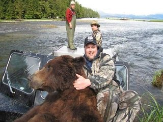 Steve West Hunting