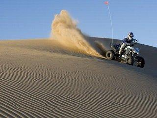 Dune Ride Prep