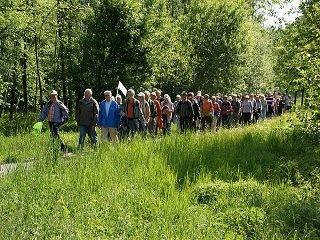 hiking charity