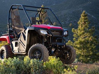 Honda Powersports Strengthens its SXS Lineup with Compact Pioneer 500
