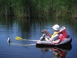 Float Tube Fishing Tips Liveoutdoors