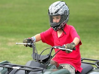 New Study Defines ATV Risks for Teens and Kids