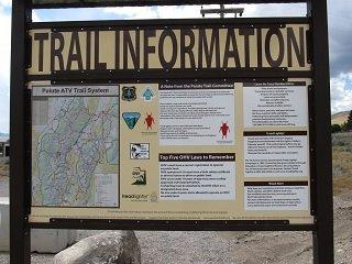 Exploring Utah's Paiute Trail