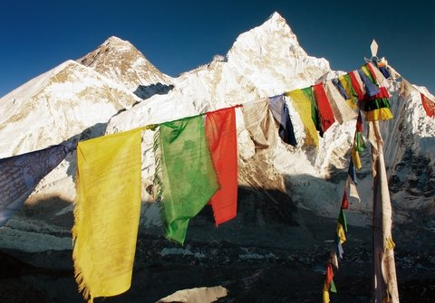 Message to Adventurers: Return to Nepal