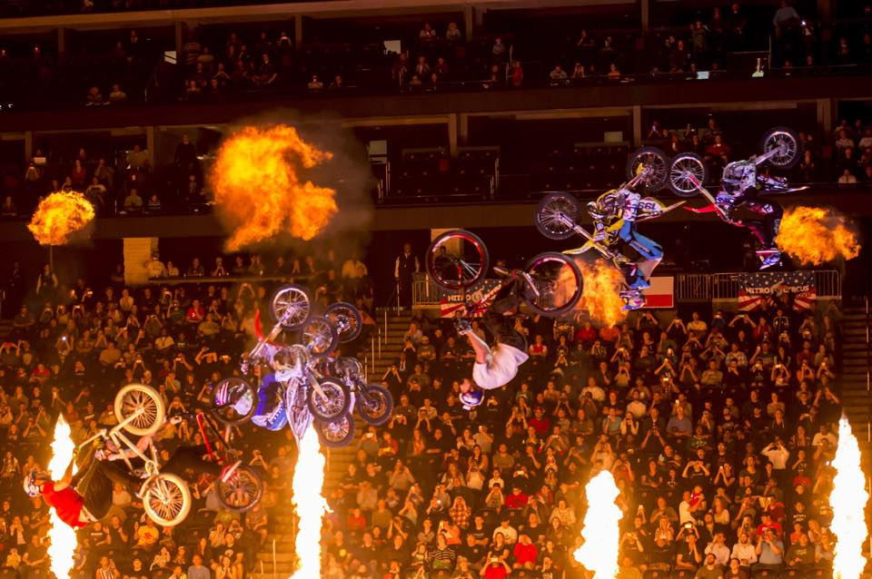 Nitro Circus Announces European Tour Dates
