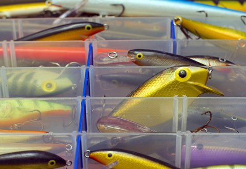 Inside my mystery tackle box liveoutdoors for Fishing mystery box