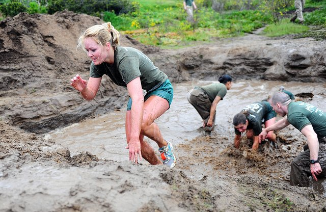 Big Sur Mud Run 2011