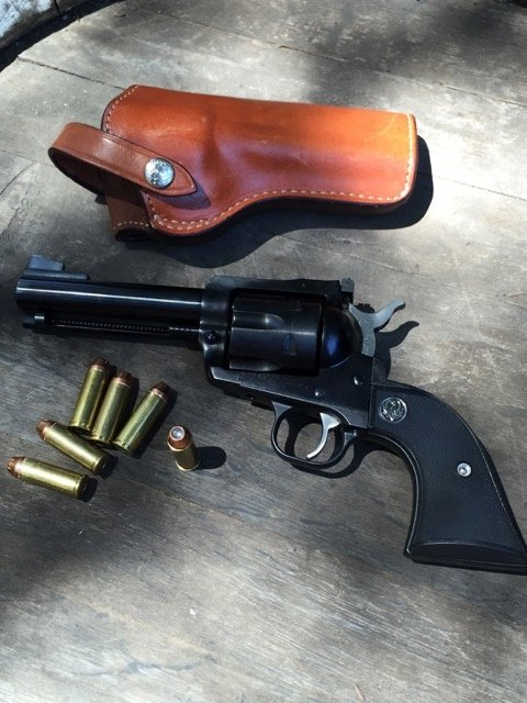 Gun Review: Ruger Blackhawk 45