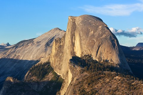 © Mblach | Dreamstime.com - Half Dome Before Sunset Photo