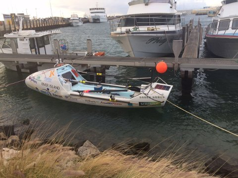 Rowers Rescued Twice On Indian Ocean Attempt