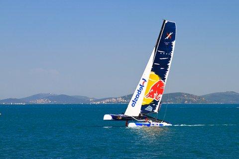 sailboat redbull