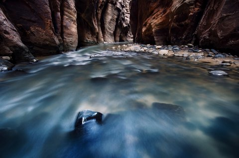 How Did Seven Hikers Die in a Flash Flood at Zion?