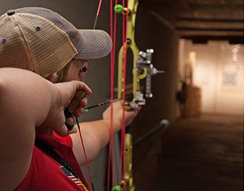 World Class Teen Archer Takes Shooting Titles