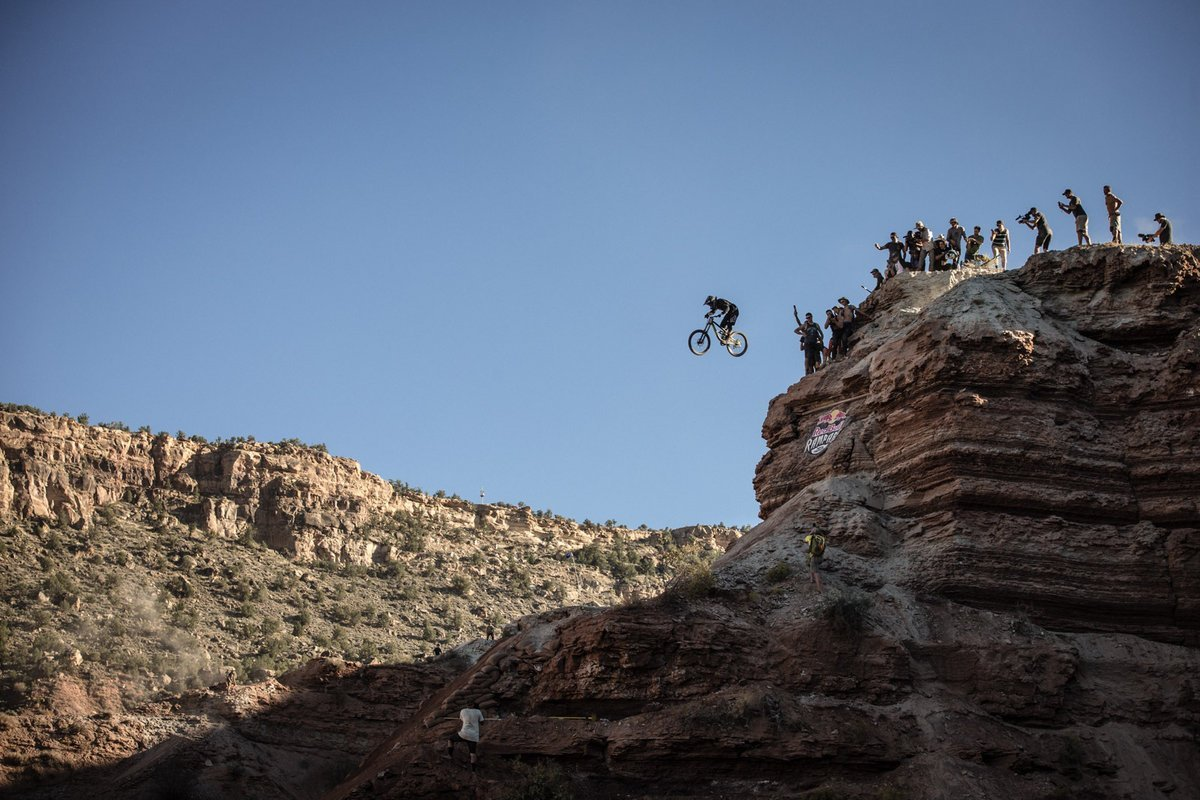 Red Bull Rampage Crowns New Champ