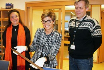 Hiker in Norway Discovers 8th Century Viking Sword
