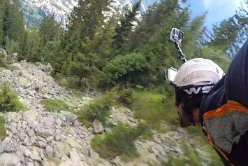 This GoPro Video of a Wingsuit Flight Will Blow Your Mind