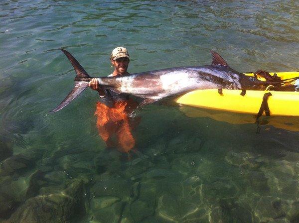 marlin-kayak