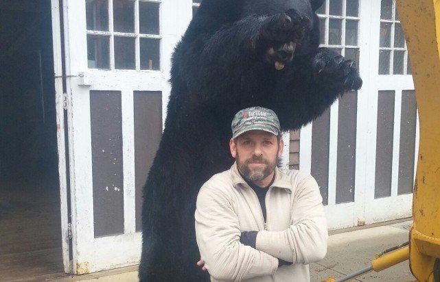 black bear mundell