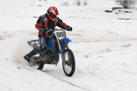 motocross-winter