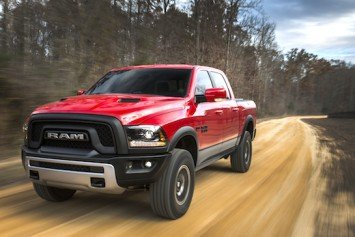 RAM Shows Off New 1500 Rebel