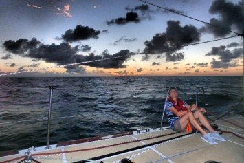 Clipper Round the World Race Update: Overcoming the Doldrums