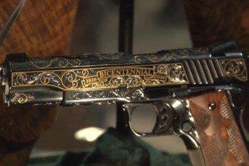 Remington Set to Auction Off Bicentennial Rifles