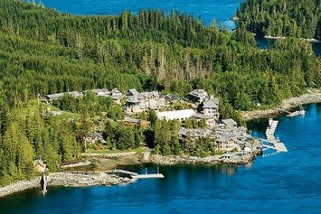 Eco-Adventure at Sonora Resort, British Columbia