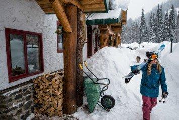 Heli-Skiing in British Columbia