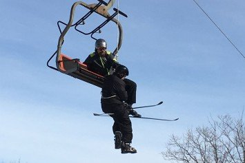 Chairlift Derailment Sends Two Dozen Skiers Plummetting