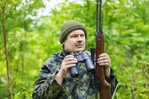 hunter binoculars