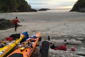 Brothers Embark on Paddleboard Journey From Alaska to Mexico