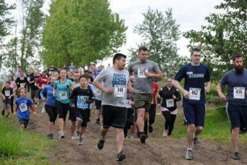 400 Runners Compete in Oregon's Dirty Dozen 5K