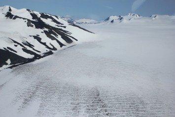 Hikers Rescued Safely After Days on Alaska Glacier
