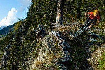 See Why Mountain Biking Switzerland is Perfect