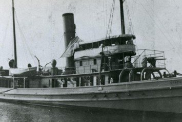 Lost 1921 Navy Ship Discovered Off San Francisco