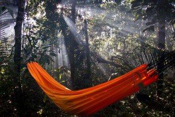 4 Perks of Hammock Camping