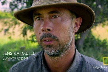 Starving and Scared: Jens Rasmussen on NatGeo's