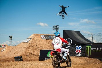 Tributes, Tail Whips and Extreme Talent on Display at X Games 2016 in Austin