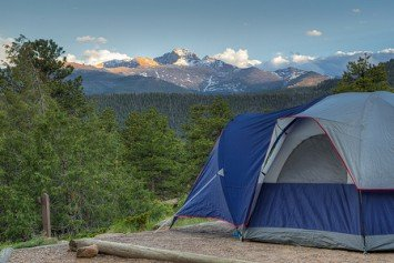 How to Enjoy Camping Without Fire