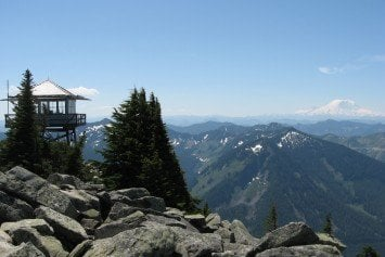 Why Volunteering for a Fire Lookout is Still a Good Thing