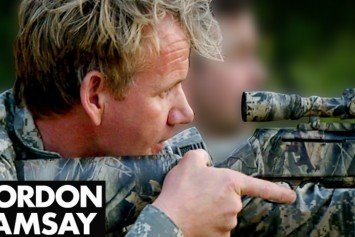 Watch Gordon Ramsay Hunt, Butcher and BBQ Wild Hog