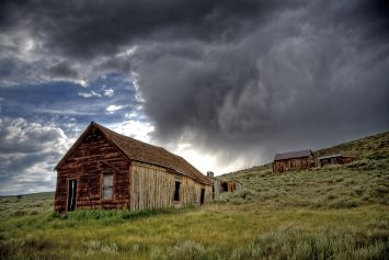 5 Best Ghost Towns in the West