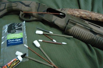 Tried and Tested: Swab-Its Gun Cleaning Products Scores an A