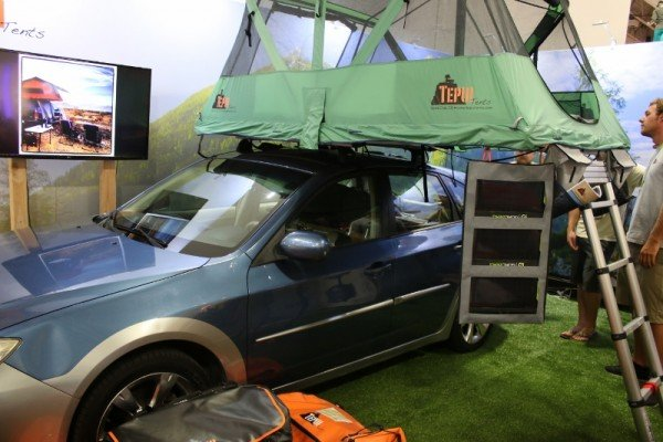 Top New Hammocks And Rooftop Tents At Outdoor Retailer